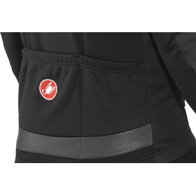 Castelli Transition Jacket Herre black/white